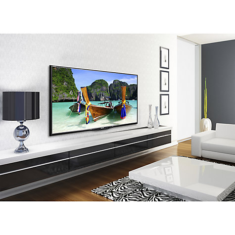 Buy Sharp Aquos LC60LE651K LED HD 1080p 3D Smart TV, 60 Inch with Freeview HD Online at johnlewis.com