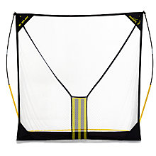 Buy QuickPlay Quick Hit Cricket 8' x 8' Stumps Target Net Online at johnlewis.com