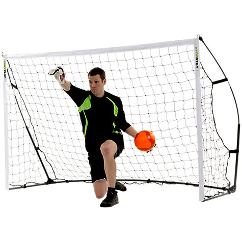 Buy QuickPlay Kickster Academy Ultra-Portable 8' x 5' Football Goal Online at johnlewis.com