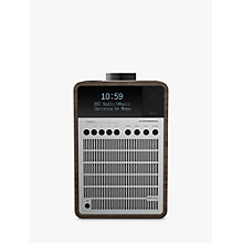 Buy Revo SuperSignal DAB/FM Bluetooth Radio, Walnut Online at johnlewis.com