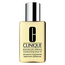 Buy Clinique Dramatically Different Moisturizing Lotion+ Bottle Online at johnlewis.com