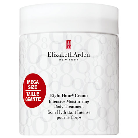 Buy Elizabeth Arden Eight Hour® Cream Intensive Moisturizing Body Treatment Mega Size, 530ml Online at johnlewis.com