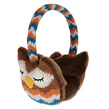 Buy Aroma Home Owl Earmuffs Online at johnlewis.com