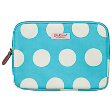 Buy Cath Kidston Big Spot eReader Case, Turquoise Online at johnlewis.com