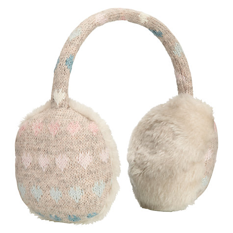 Buy Aroma Home Heart Earmuffs Online at johnlewis.com
