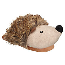 Buy Aroma Home Hedgehog Slippers Online at johnlewis.com