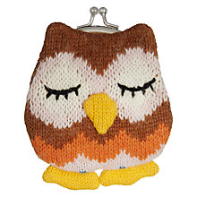 Buy Aroma Home Owl Purse Online at johnlewis.com