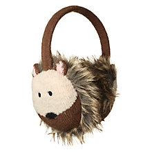 Buy Aroma Home Hedgehog Earmuffs Online at johnlewis.com