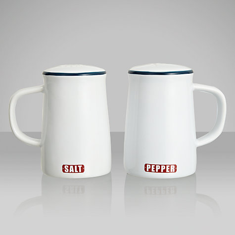 Buy John Lewis Restoration Salt & Pepper Set Online at johnlewis.com