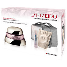Buy Shiseido Bio-Performance Restoring Time Fighting Collection Online at johnlewis.com