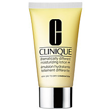 Buy Clinique Dramatically Different Moisturizing Lotion +, 50ml Online at johnlewis.com
