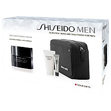 Buy Shiseido Men's Empowering Skincare Collection Set Online at johnlewis.com