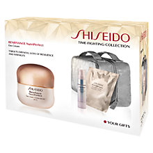 Buy Shiseido Benifiance NutriPerfect Time Fighting Collection Set Online at johnlewis.com