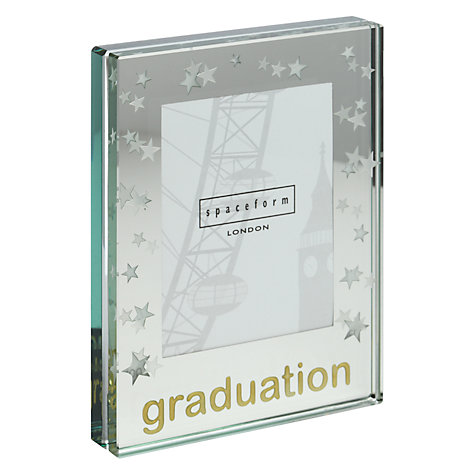 Buy Spaceform Graduation Photo Frame, Large Online at johnlewis.com