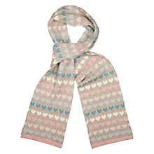 Buy Aroma Home Heart Scarf Online at johnlewis.com