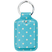 Buy Cath Kidston Printed Key Ring Online at johnlewis.com