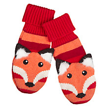 Buy Aroma Home Fox Mittens Online at johnlewis.com
