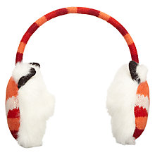 Buy Aroma Home Fox Earmuffs Online at johnlewis.com