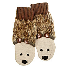Buy Aroma Home Hedgehog Mittens Online at johnlewis.com