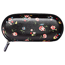 Buy Cath Kidston Kew Sprig Glasses Case, Charcoal Online at johnlewis.com