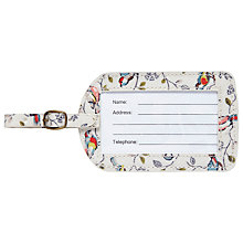 Buy John Lewis Little Bird Luggage Tag Online at johnlewis.com