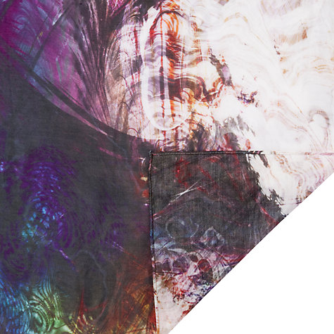 Buy Front Row Society Battlefields Modal Scarf, Multi Online at johnlewis.com