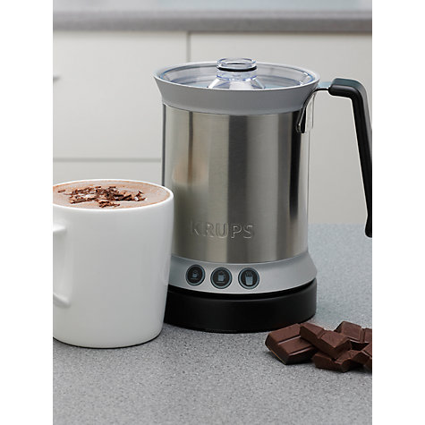 Buy KRUPS XL200044 Milk Frother Online at johnlewis.com
