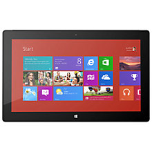 "Buy Microsoft Surface Pro, Intel Core i5, Windows 8 Pro, 10.6"", Wi-Fi, 128GB Online at johnlewis.com"