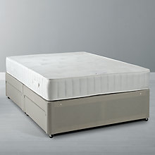 Buy John Lewis Value Open Mattress and Divan Set, Kingsize Online at johnlewis.com