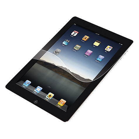 Buy Targus AWV1245EU Screen Protector for 2nd, 3rd & 4th Generation iPad Online at johnlewis.com