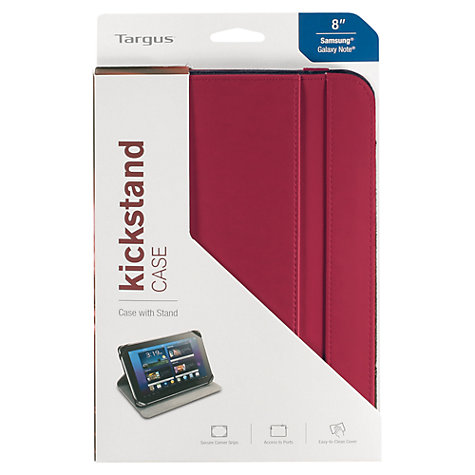 Buy Targus Kickstand Folio for Samsung Galaxy Note 8.0 Online at johnlewis.com