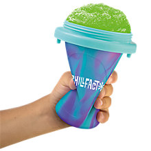 Buy Chill Factor Slushy Maker Squeeze Cup, Assorted Online at johnlewis.com