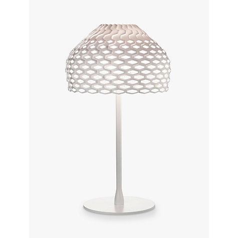 Buy Flos Tatou Table Lamp, White Online at johnlewis.com