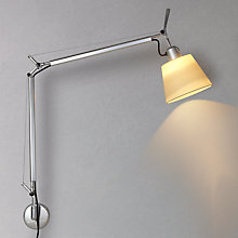 Buy Artemide Tolomeo Basculante Perete Wall Light Online at johnlewis.com
