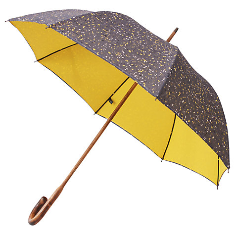 Buy London Undercover Premium Northern Line Umbrella, Yellow/Multi Online at johnlewis.com
