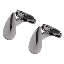 Buy Denison Boston Lanspeed Stainless Cufflinks Online at johnlewis.com
