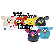 Buy Medium Furby Plush Online at johnlewis.com