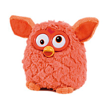 Buy Medium Furby Plush, Assorted Online at johnlewis.com