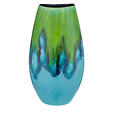 Buy Poole Pottery Tallulah Manhattan Vase Online at johnlewis.com