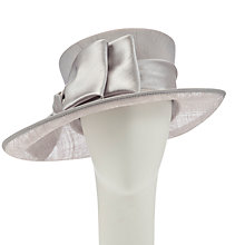 Buy John Lewis Lola Hat, Silver Online at johnlewis.com