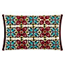 Buy John Lewis Flower Tile Cushion Online at johnlewis.com