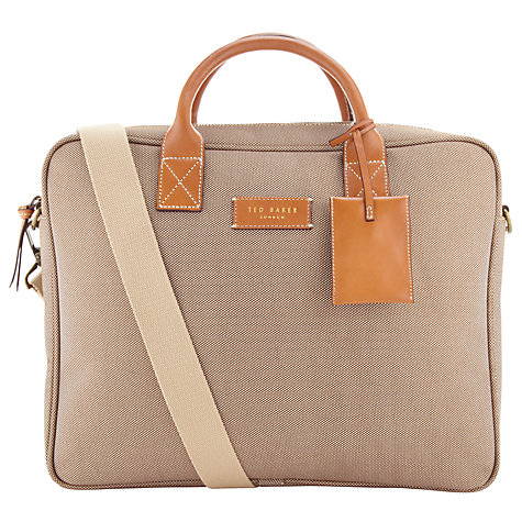 Buy Ted Baker Rubini Document Bag Online at johnlewis.com