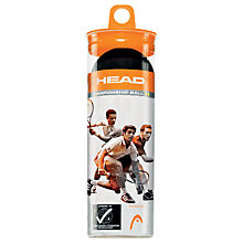 Buy Head Championship Squash Balls Online at johnlewis.com