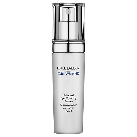 Buy Estée Lauder CyberWhite HD Advanced Spot Correcting Essence, 30ml Online at johnlewis.com