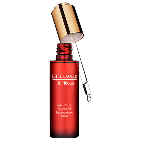 Buy Estée Lauder Nutritious Radiant Vitality Essence Oil, 30ml Online at johnlewis.com
