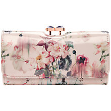 Buy Ted Baker Printed Matinee Purse Online at johnlewis.com