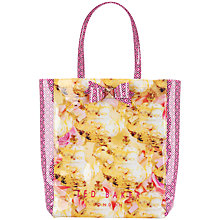 Buy Ted Baker Printed Bow Ikon Shopper Bag Online at johnlewis.com