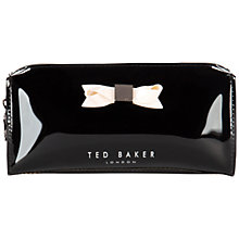 Buy Ted Baker Jakko Bow Makeup Bag Online at johnlewis.com