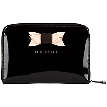 Buy Ted Baker Printed Zipped Mini Tablet Slip Case Online at johnlewis.com