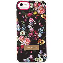 Buy Ted Baker Printed iPhone 5 & 5s Case Online at johnlewis.com